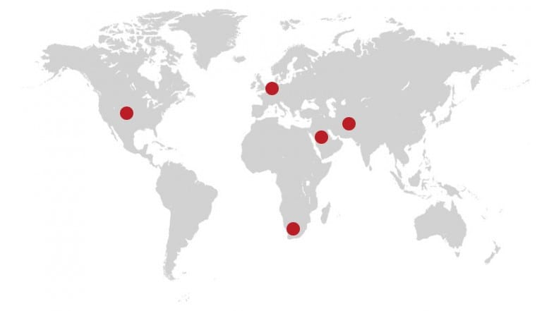 RFI Map